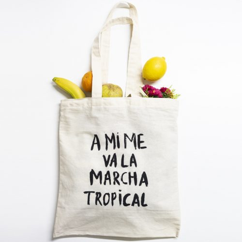 totebag marcha tropical